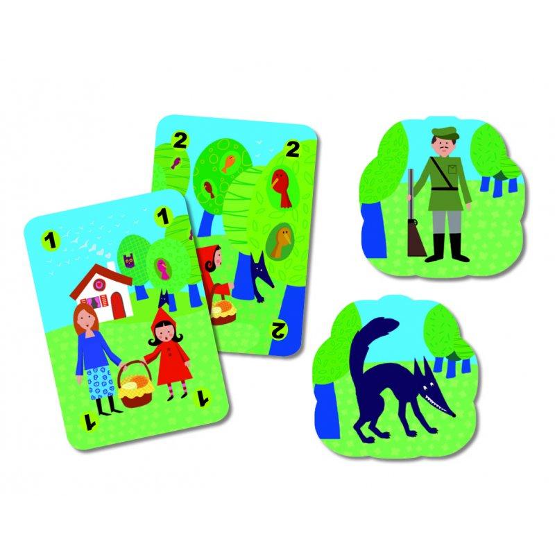 Kartenspiel Karten Im Kreis