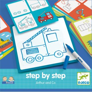 Eduludo Step by step - Arthur and Co