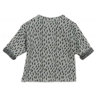 Play Up Jacquard Sweater col P6157 100% Organic Cotton