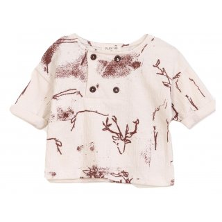 Play Up Printed Jersey Shirt col E270N