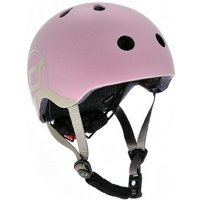 Scoot and Ride Helm XXS-S Rose