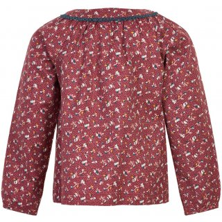 NoaNoa Long Sleeve Blouse roan rouge