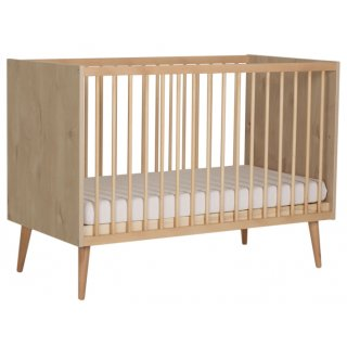 Cocoon Bed natural oak