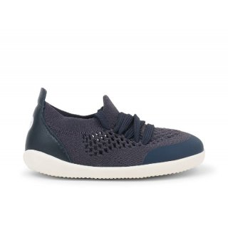 Bobux XP Play Knit Trainer Navy