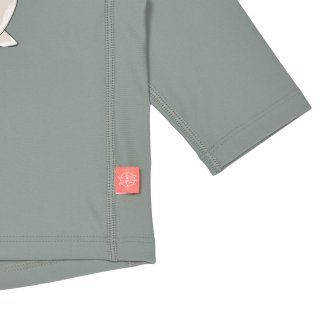 LSF Long Sleeve Rashguard Seal green