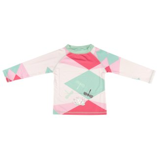 Ducksday Swimming T-shirt Long Sleeve Renee  4Y
