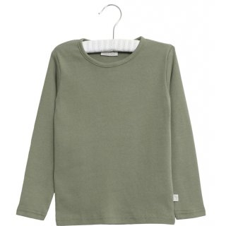 WHEAT Basic T-Shirt Agave Green