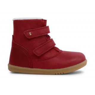 Bobux Boots Aspen Arctic Rio Red Step Up