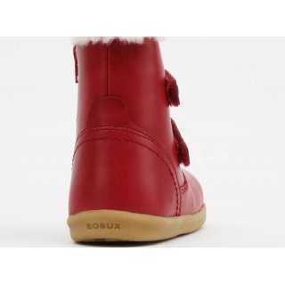 Bobux Boots Aspen Arctic Rio Red Step Up 22