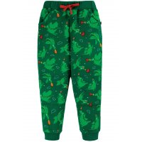 Frugi Printed Snug Joggers Dragons