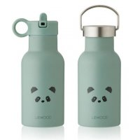Water Bottle Panda peppermint