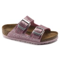 Birkenstock Arizona Kids Cosmic Sparkle Candy Pink