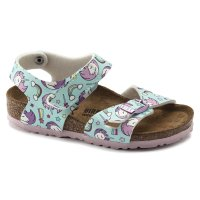 Birkenstock Colorado Kids Unicorn Seafoam