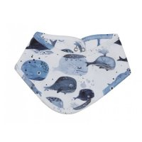 Walkiddy Baby Whales Bib