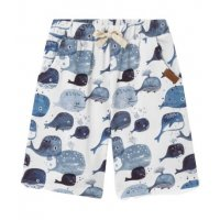 Walkiddy Baby Whales Shorts
