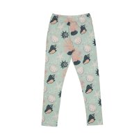 Walkiddy Shells Pearls Leggings