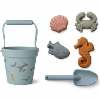 Florence Beach & Garden Set Sea Creature blue multi mix