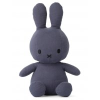 Miffy sitting Mousseline Faded Blue 23cm